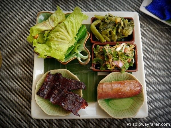 Lao Food – Sticky Rice, BBQ Meat And Laaphttp://solowayfarer.com/2014/05/lao-food-sticky-rice-bbq-meat-and-laap/
