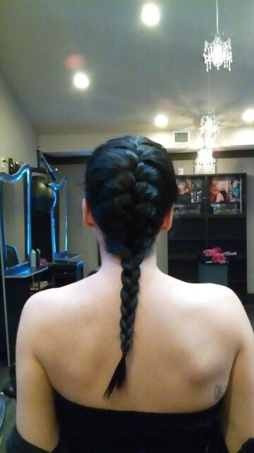 French braid by Katie