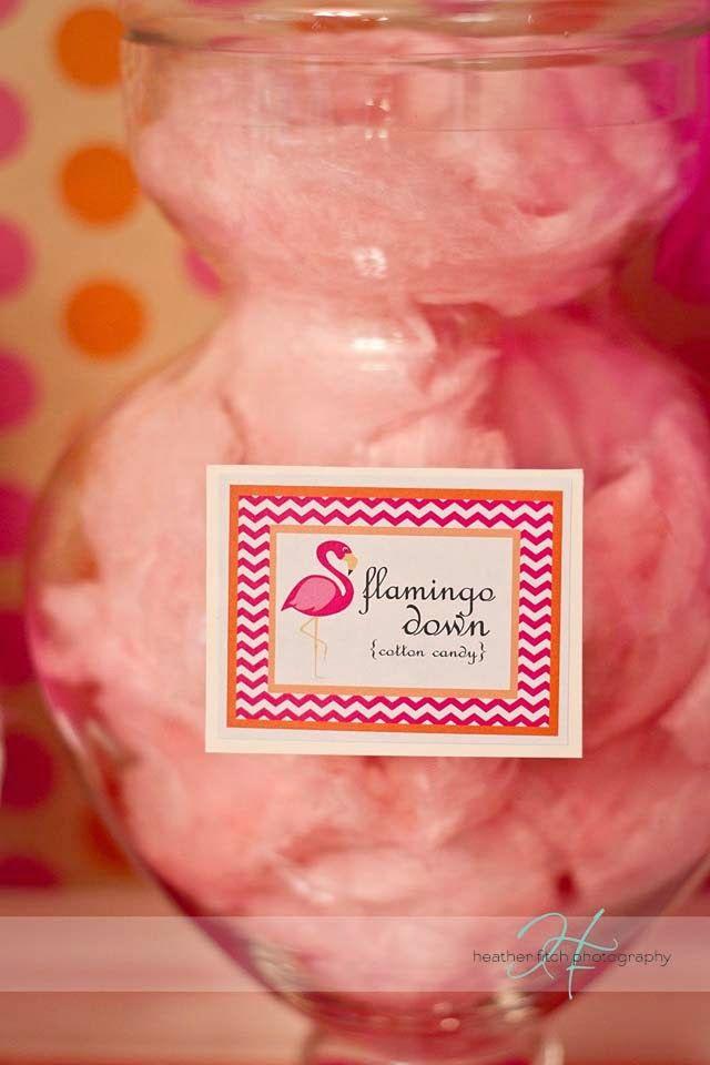 Lolligags: Flamingo 4th Birthday Party
