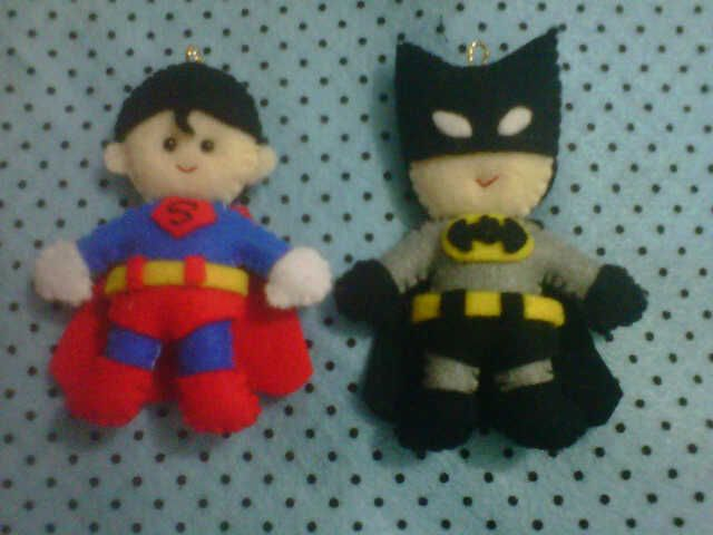 super hero key holder