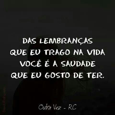 Outra Vez - Roberto Carlos