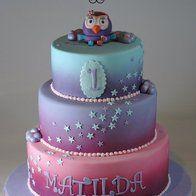 airbrushed cakes | airbrushed cake cakes, cupcakes and cookies @ CakesDecor.com - cake ...