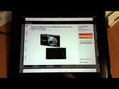 ▶ Amazon Windowshop