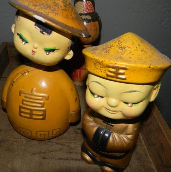 Bobble Head Figures - amazon.com