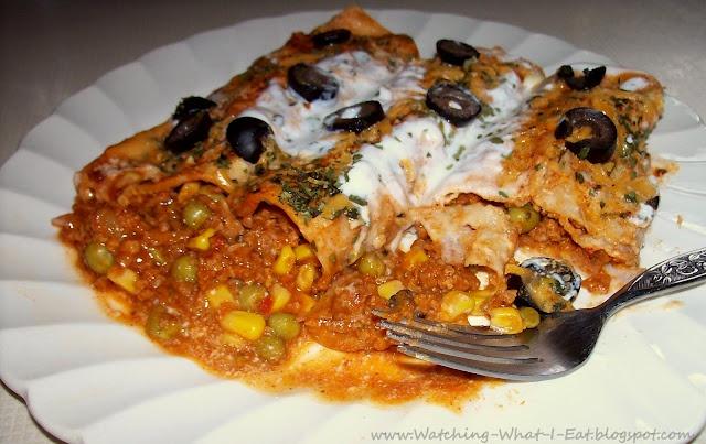 quick enchiladas ~ | Cooking | Pinterest | Enchiladas, Soft Tacos and ...