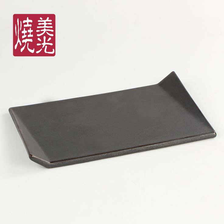 Japanese restaurant tableware&ceramic serving tray E581-P-10067 Size: length 10 inch,12 inch,14.5 inch&16 inch