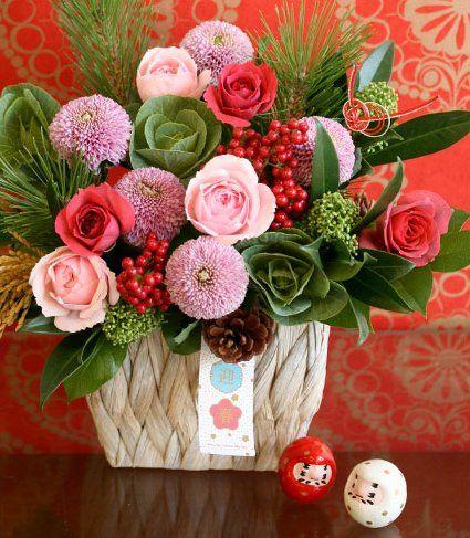 お正月の花・お飾り、フラワーギフト特集 | 花・花束の通販|青山フラワーマーケット
