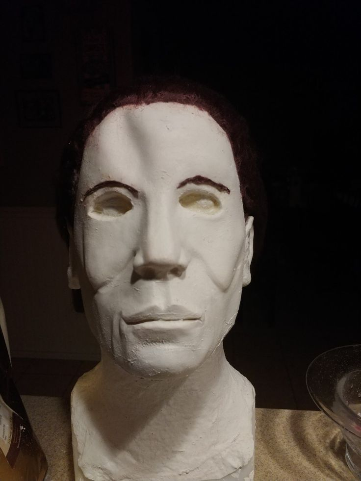 How to make a latex halloween mask
