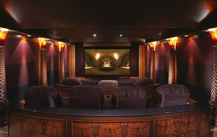 Luxury home theater landry design group inc high end for Luxury home theater rooms