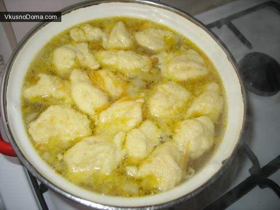Рецепты супа из плавленого сыра
