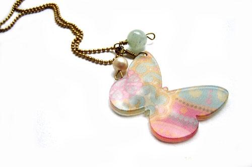Mariposa pink