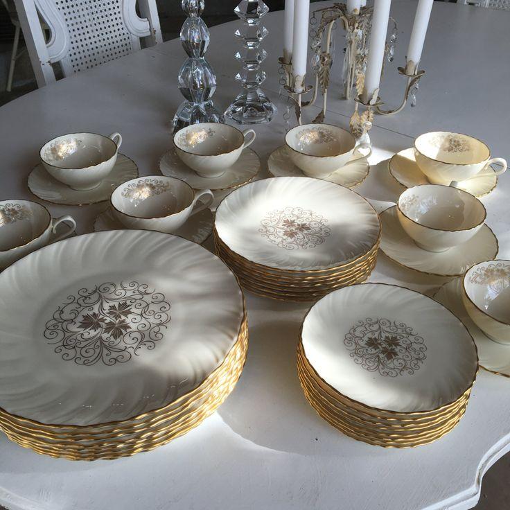 39 piece set lenox orleans china dinnerware dinner plates