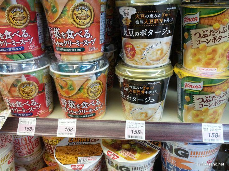 Tokyo - In giro per Supermercati