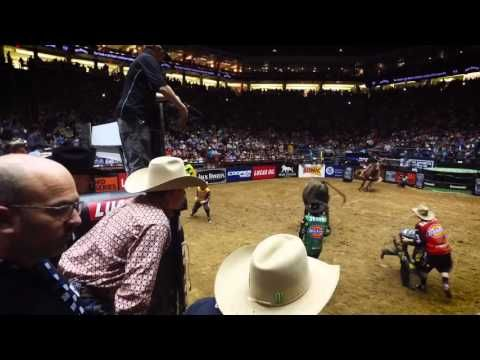 """Donald """"Cowboy"""" Cerrone and the BMF Ranch: Cowboy Goes Behind the Scenes at the PBR"""