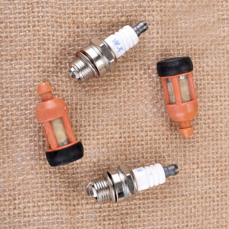2x Fuel Filter Spark Plug For Stihl 044 066 MS260 MS361 MS390 MS440 MS660 Chainsaw Parts Free Shipping