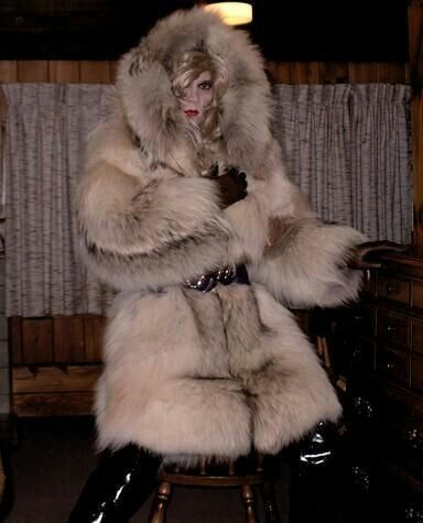 aa7a31221 Pin by Fur Glad Paradise on Fur- Daily Wear for Winter.