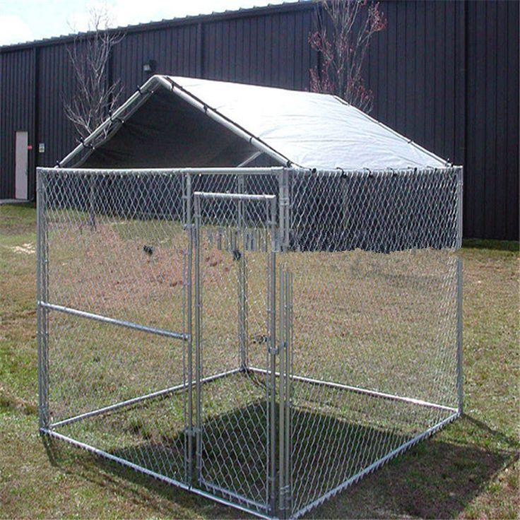 M s de 15 ideas fant sticas sobre jaulas para perros en for Casas de pvc para jardin
