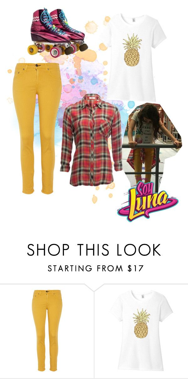 """""""soy luna"""" by maria-cmxiv on Polyvore featuring rag & bone and Dylan"""
