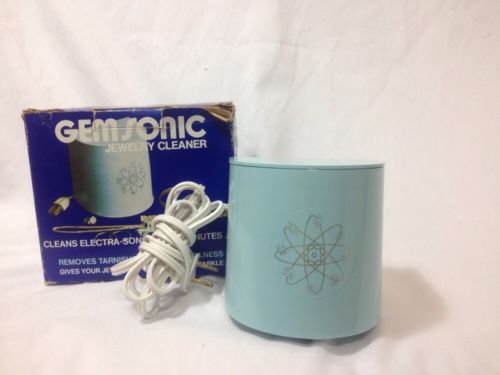 GEM-SONIC-Jewelry-Cleaner-model-872-vintage-turquoise