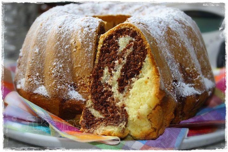 Kochen....meine Leidenschaft: Marmorkuchen