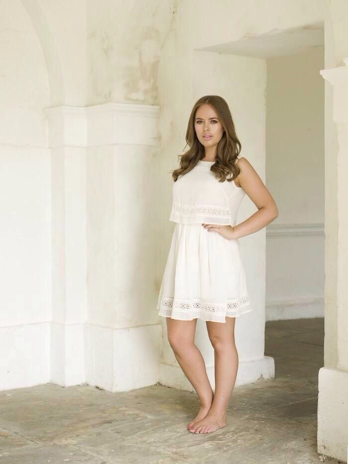 The beautiful Tanya Burr