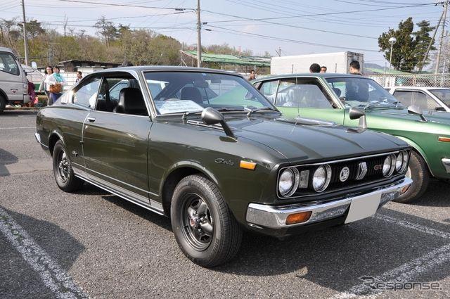 1975 Toyota Carina 1600GT