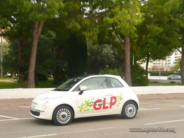 Gama GLP de Fiat en estaciones de servicio Repsol con Autogas
