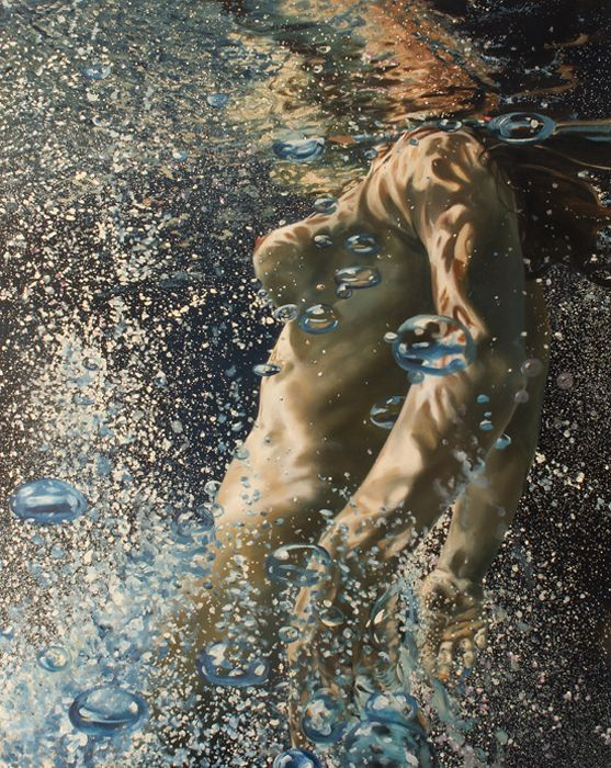 "Eric Zener, Opes, 48""x38"", 2011, Oil on Canvas"