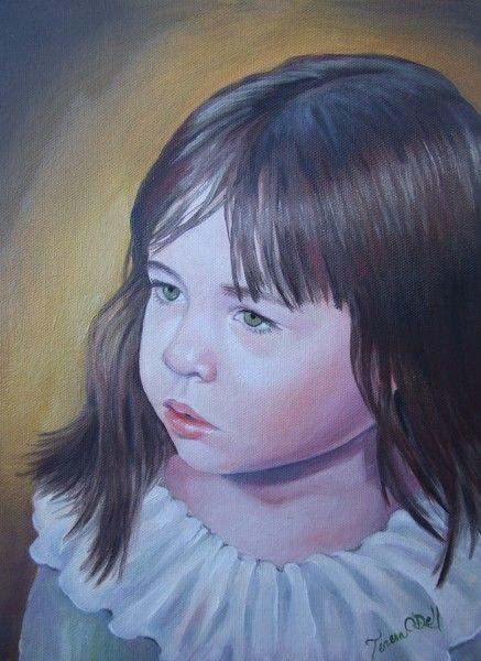 Sophia by Teresa ODell on ARTwanted | Oils