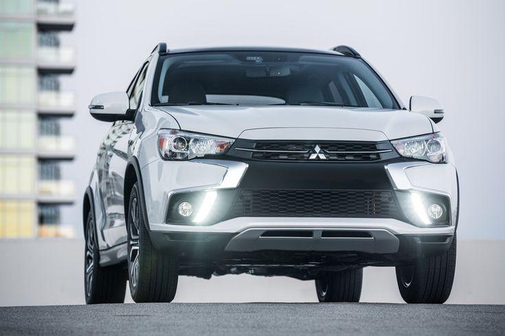 2018 Mitsubishi Outlander Sport Debuts at NYIAS