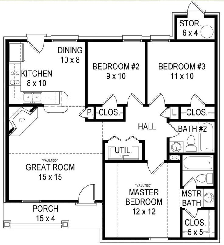 54 best casita plans ii images on pinterest small house for 2 bedroom casita plans