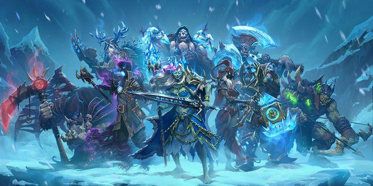 #Blizzard #Expansion #HearthstoneKnightsOfTheFrozenThrone #Hearthstone #KnightsOfTheFrozenThrone #VideoGames #VideoGame #Game #Games #Gaming #RagingGazebo @RagingGazebo