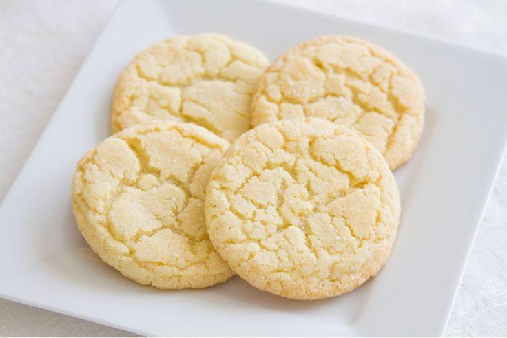 Lemon Cake Cookies (AIP-Friendly, Dairy & Gluten-Free)