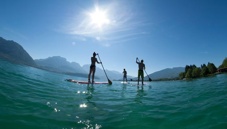 Lake Annecy - Activities - Beaches
