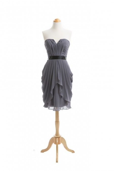 Ball Gown Sleeveless Bridesmaid Dress