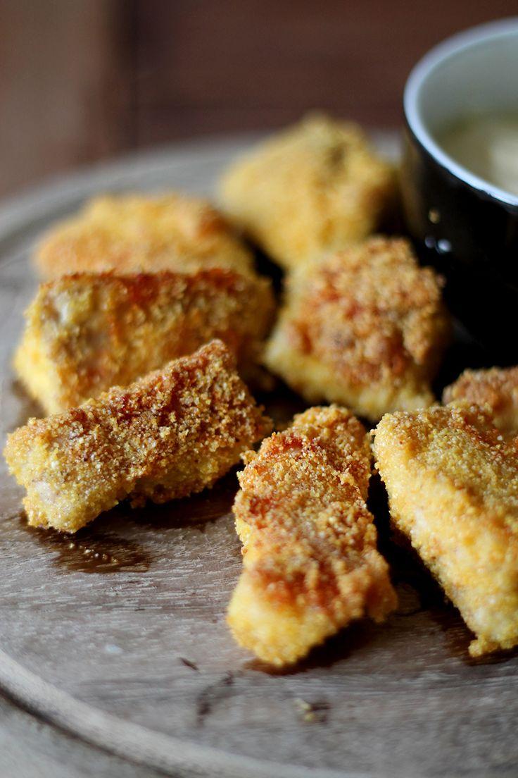 Snacken op vrijdag: gezonde kipnuggets