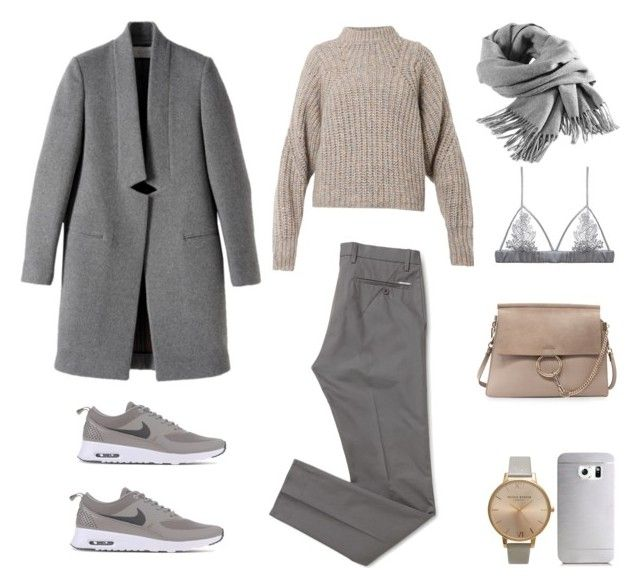 """Untitled #533"" by fashionlandscape ❤ liked on Polyvore featuring Isabel Marant, NIKE, STELLA McCARTNEY, Filippa K, Fleur of England, Chloé, Topshop, Samsung, women's clothing and women"