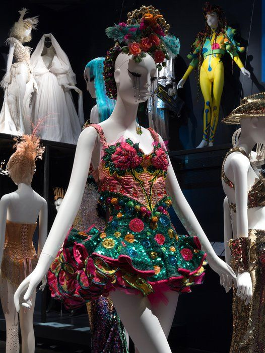 The Museum at FIT hits number 3 of 16 best fashion museums in the world!! Thanks Conde Nast Traveler! #MuseumatFIT #bestof