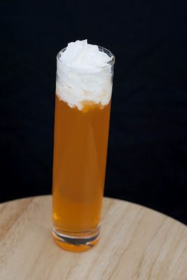 Creamsicle Alcoholic Drink Whipped Cream Vodka