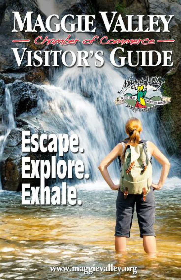 Maggie Valley Visitors Guide 2014
