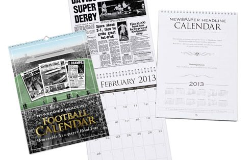 I Just Love It Personalised Derby County Football Calendar Personalised Derby County Football Calendar - Gift Details. This Derby County Football Calendar is a unique Calendar gift idea for a football fan. On each month of this Calendar we feature a newspape http://www.MightGet.com/january-2017-11/i-just-love-it-personalised-derby-county-football-calendar.asp
