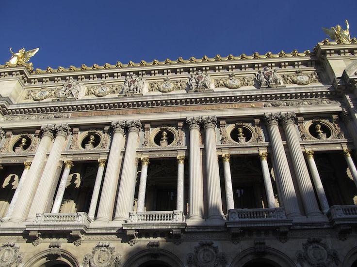 Ópera Garnier - Pontos turísticos de Paris
