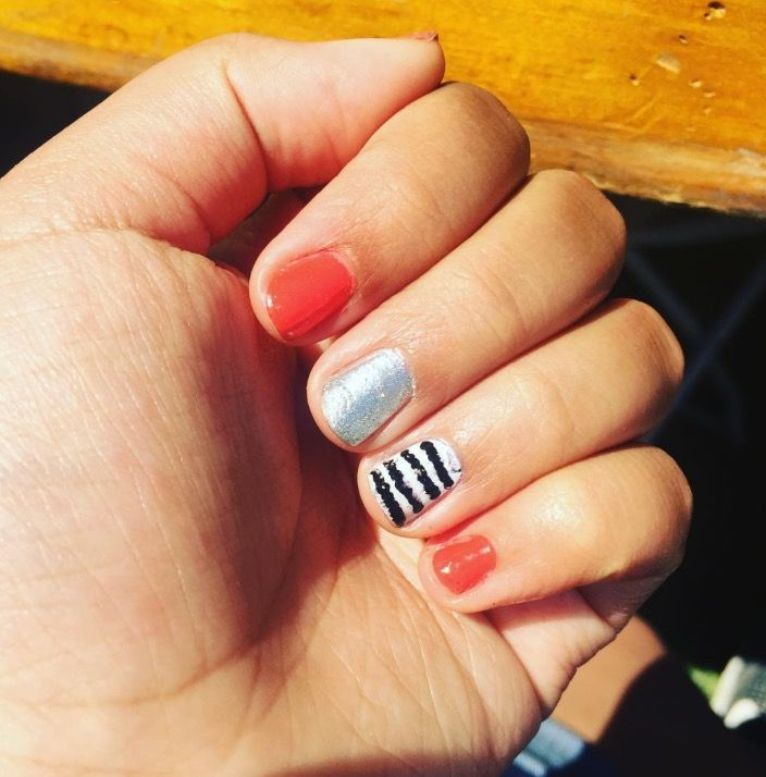 7 best My Nail Art images on Pinterest | Nail art, Color nails and ...