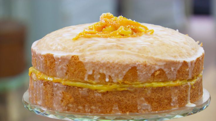 Jamie Oliver St Clements Cake Recipe