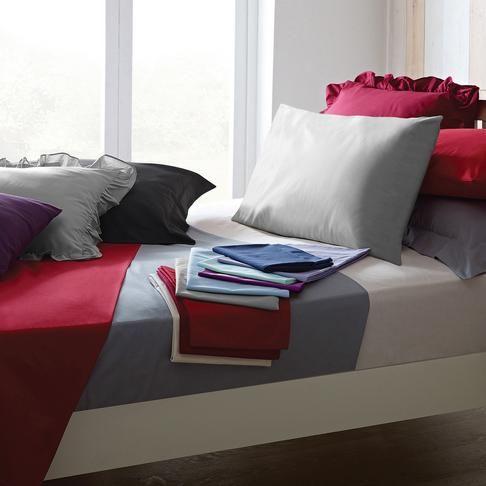 Non Iron Plain Dye Bed Linen Collection