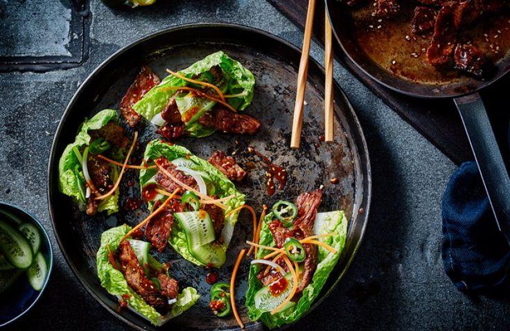 Beef Bulgogi – Koreaans Rundvlees