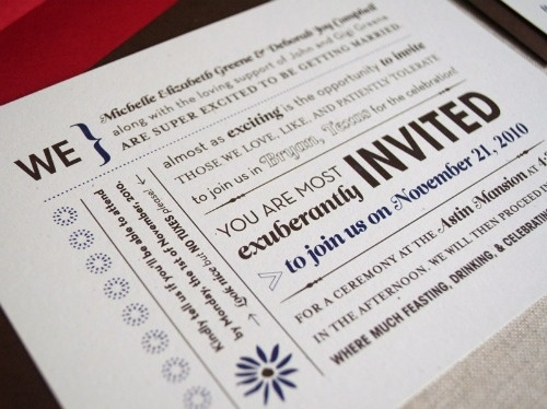 these are gorgeous!  I found them after following another pin :) http://www.hellotenfold.com/product/erin-gocco-invitations