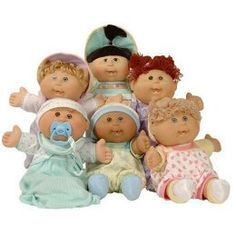 Cabbage Patch and Baby Doll Resources, lots of free pattern