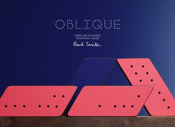 Oblique Dominoes by Paul Smith x DWS x Graphical House Photo