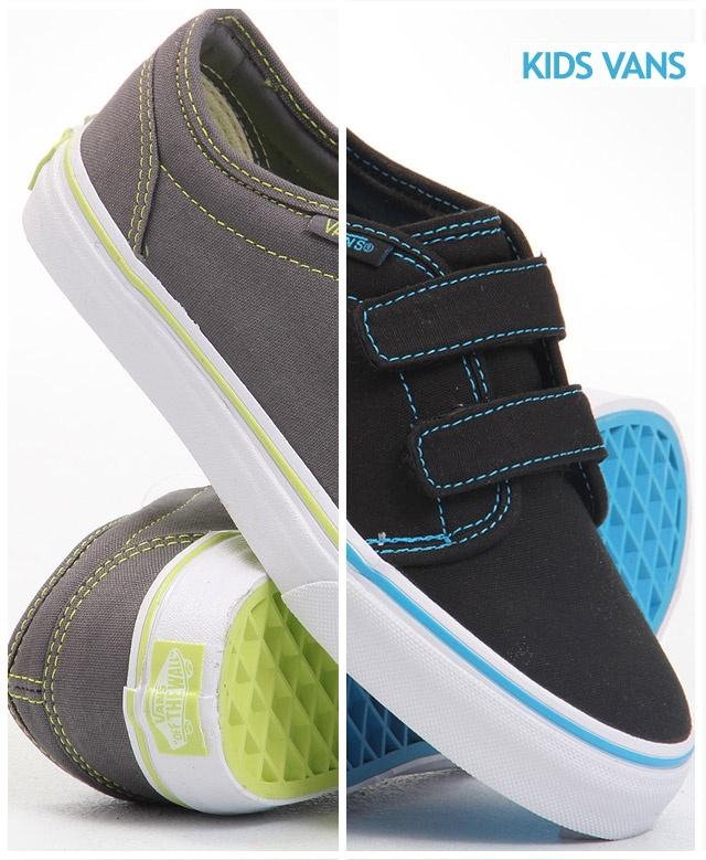 vans kids shoes #skate #shoes #vans #collection #kids